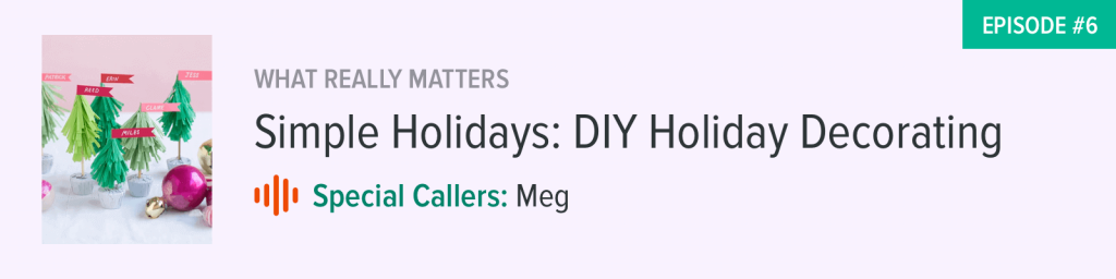 DIY Holiday Decorating Ideas, Gift Exchanges